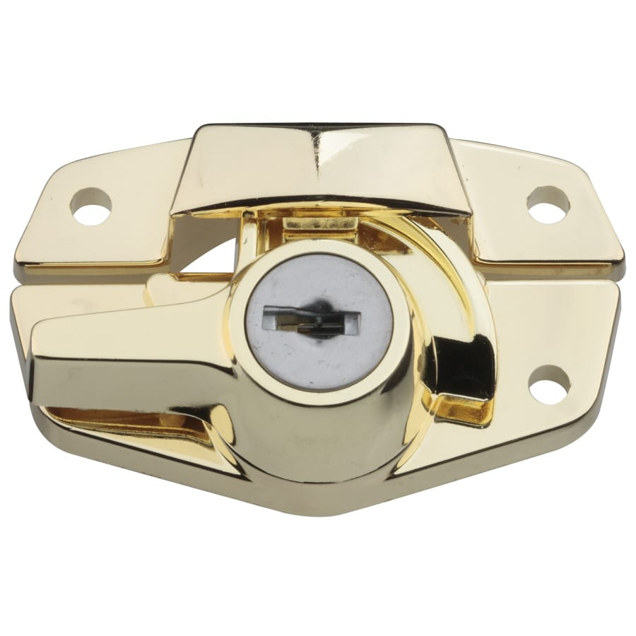 Gatehouse 1.97-in Brass Die-Cast Sliding Window Sash Lift