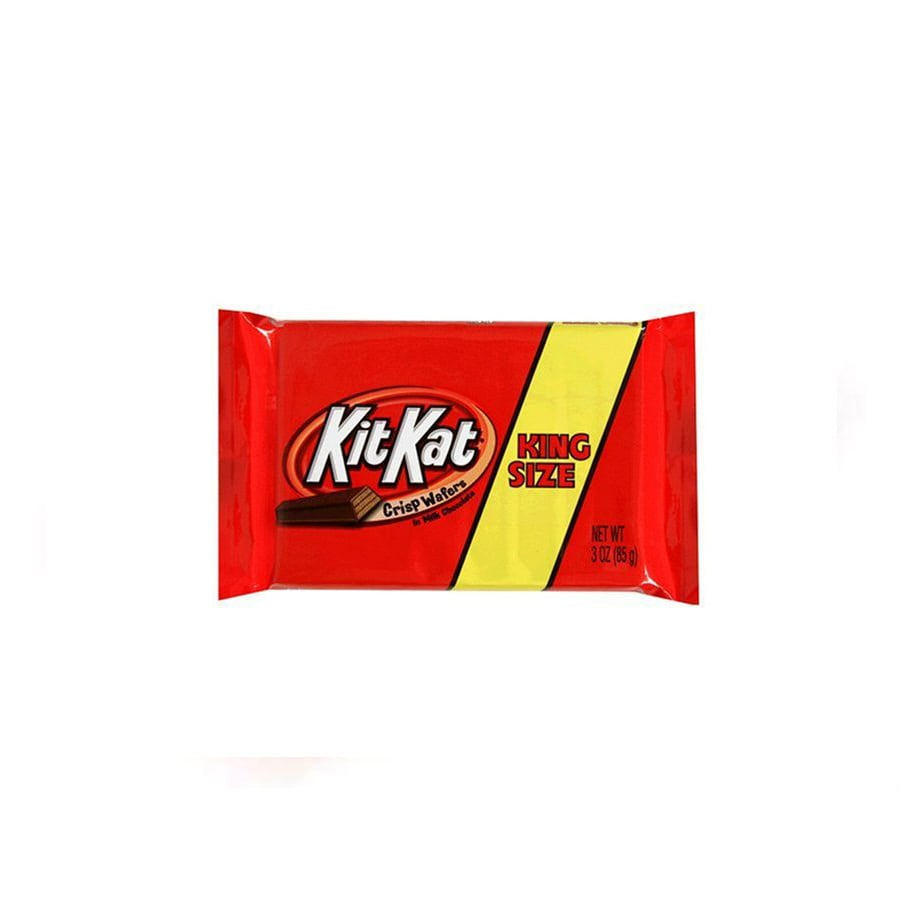 Hershey's 3-oz King Size Kit Kat Candy Bar