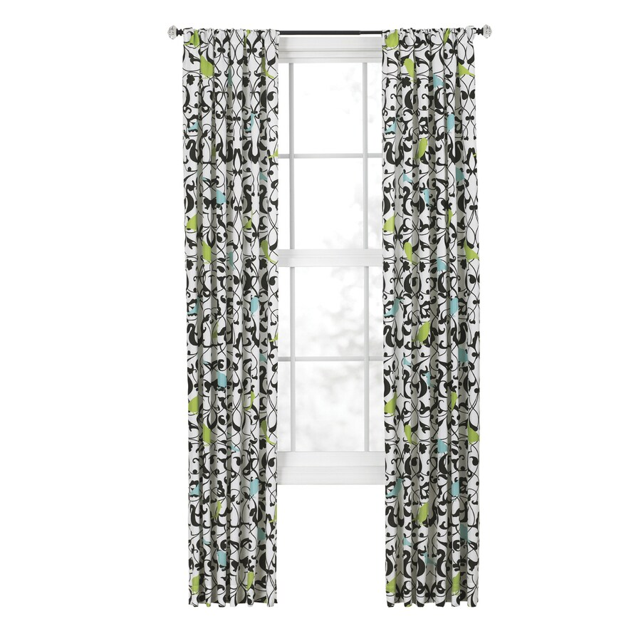 Style Selections Curtains Icicle Curtain Menzilperde.Net