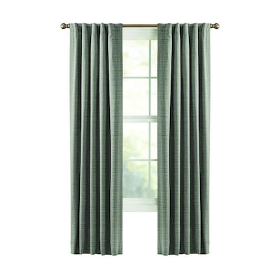Home Style Selections Thermal Blackout Curtain 63 in x 42 in  #0315835