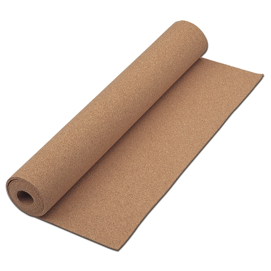QUARTET 24-in x 4-ft Natural Cork Shelf Liner