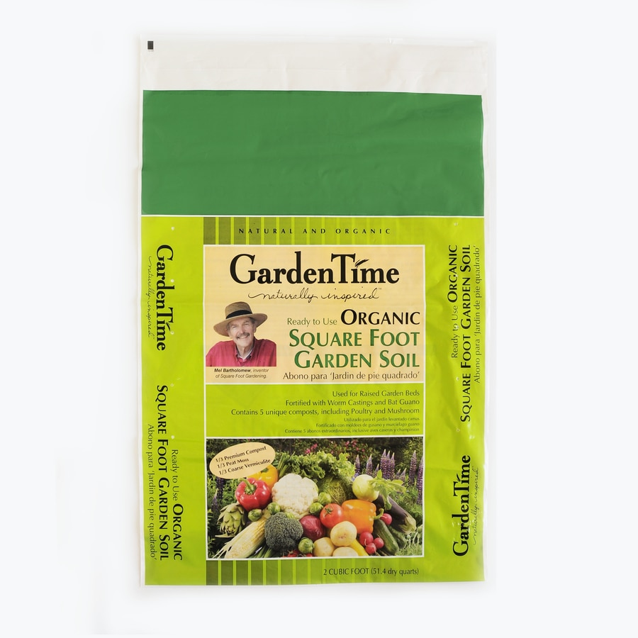 Charming Garden Time 2 Cu Ft Organic Potting Soil Great Ideas