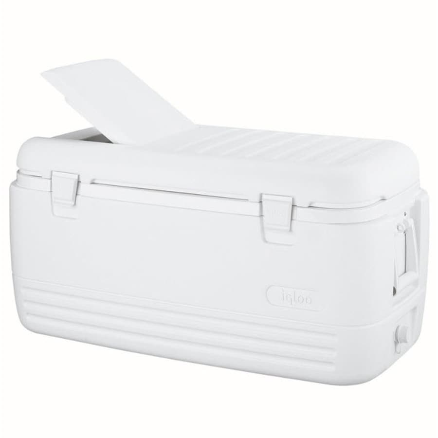 Igloo 100-Quart Plastic Chest Cooler