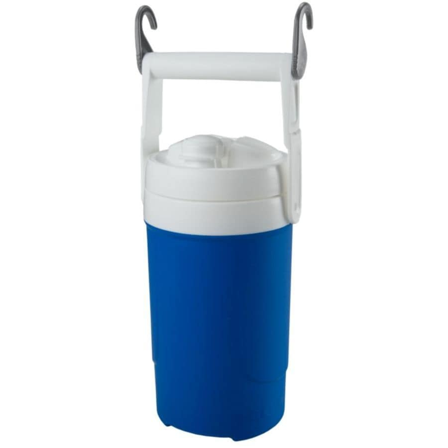 Water Cooler Cup Holder Shop Igloo 2-Quart Plastic Beverage Cooler at Lowes.com