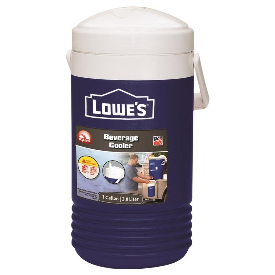 Igloo 1-Gallon Plastic Beverage Cooler