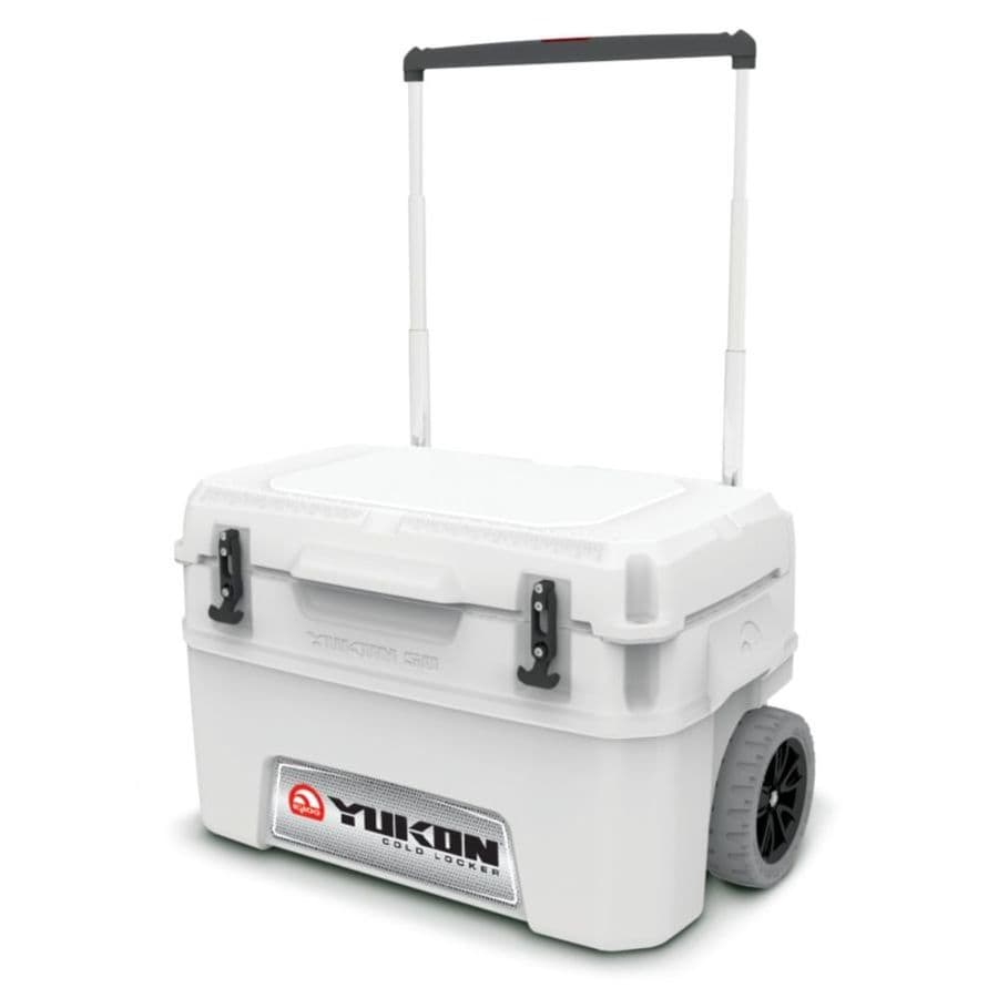 Igloo 50-Quart Wheeled Plastic Chest Cooler