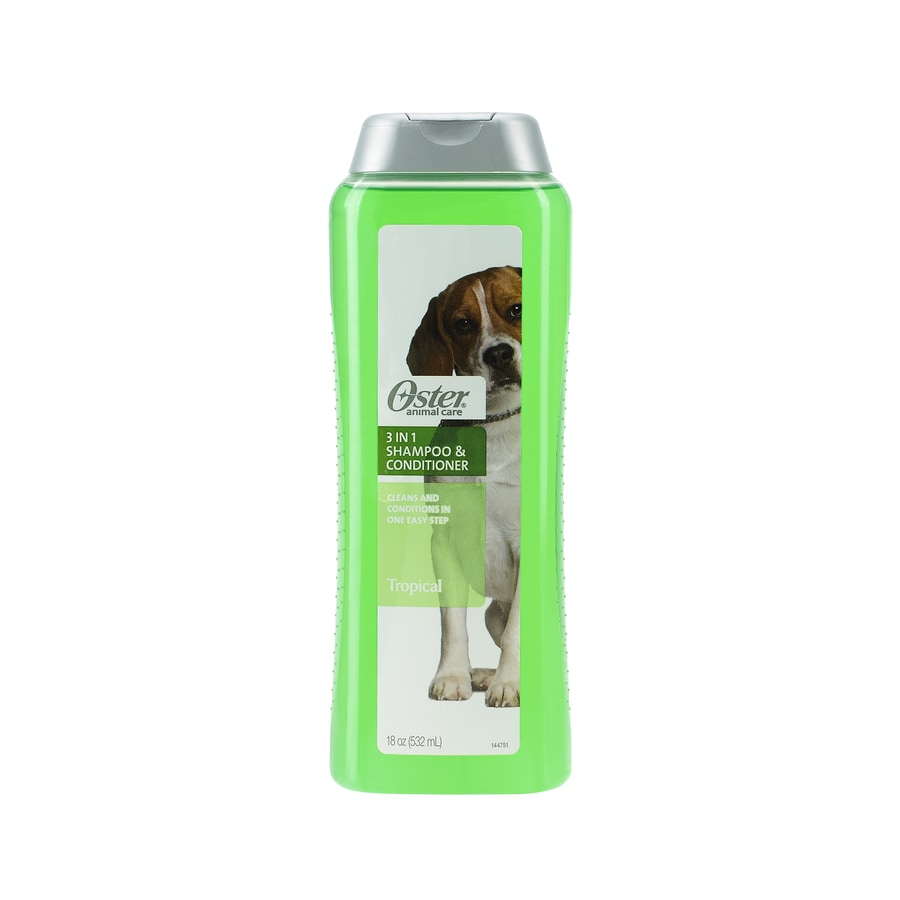 Oster 18-oz Ready-to-Use Dog Shampoo