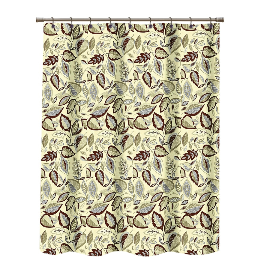 Polyester Multi Patterned Shower Curtain