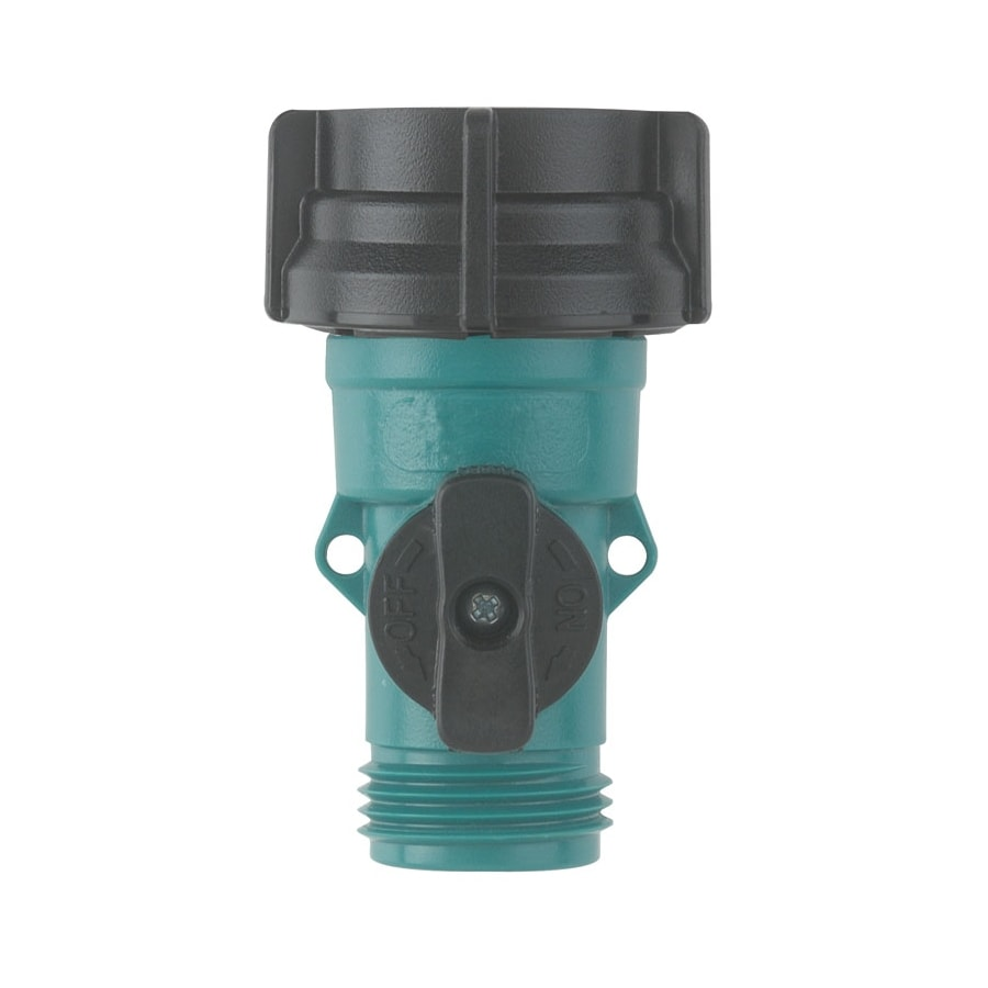 Gilmour Plastic 1-Way Restricted-Flow Water Shut-Off