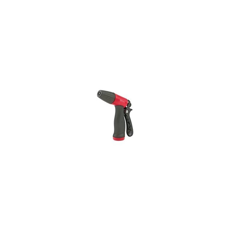 Gilmour Poly Pistol Nozzle w/Adj Tip & Overmold Grip