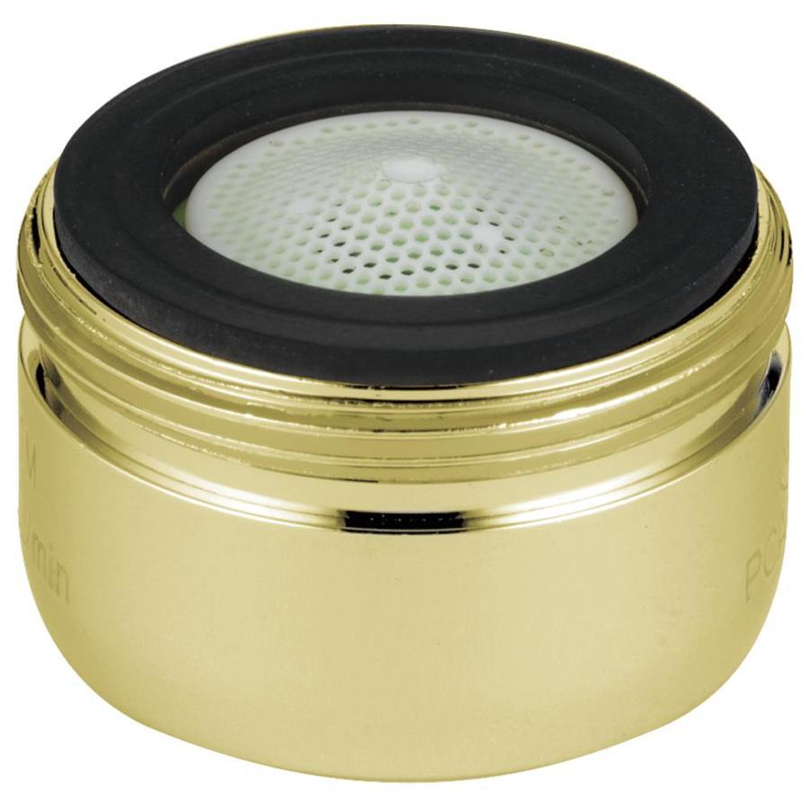 Delta 15/16-in x 27 Thread Brass Standard Aerator