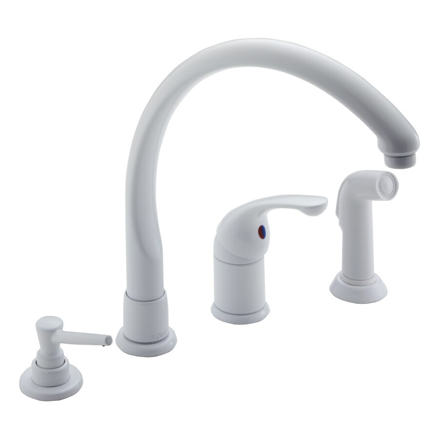 White Kitchen Faucet ☆▻ kitchen faucet : recommend white kitchen faucet white kitchen