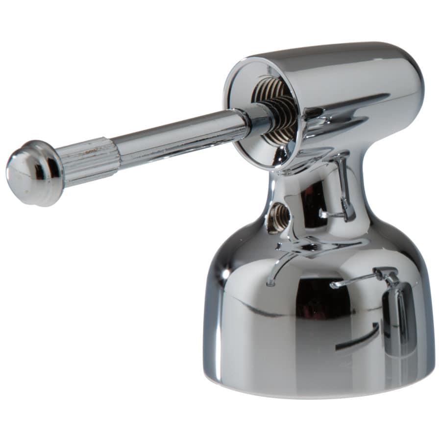 Delta 2-Pack Chrome Bathtub/Shower Handles