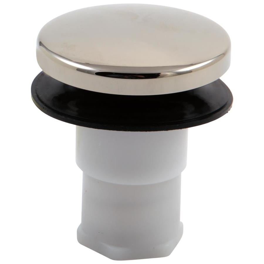 Delta Brushed Nickel Pop-Up Drain Stopper