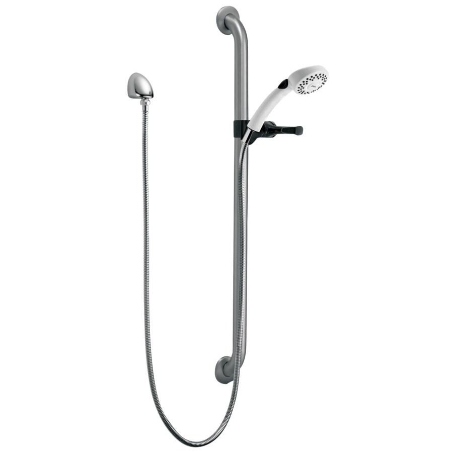 Delta Chrome 2-Spray Shower Head