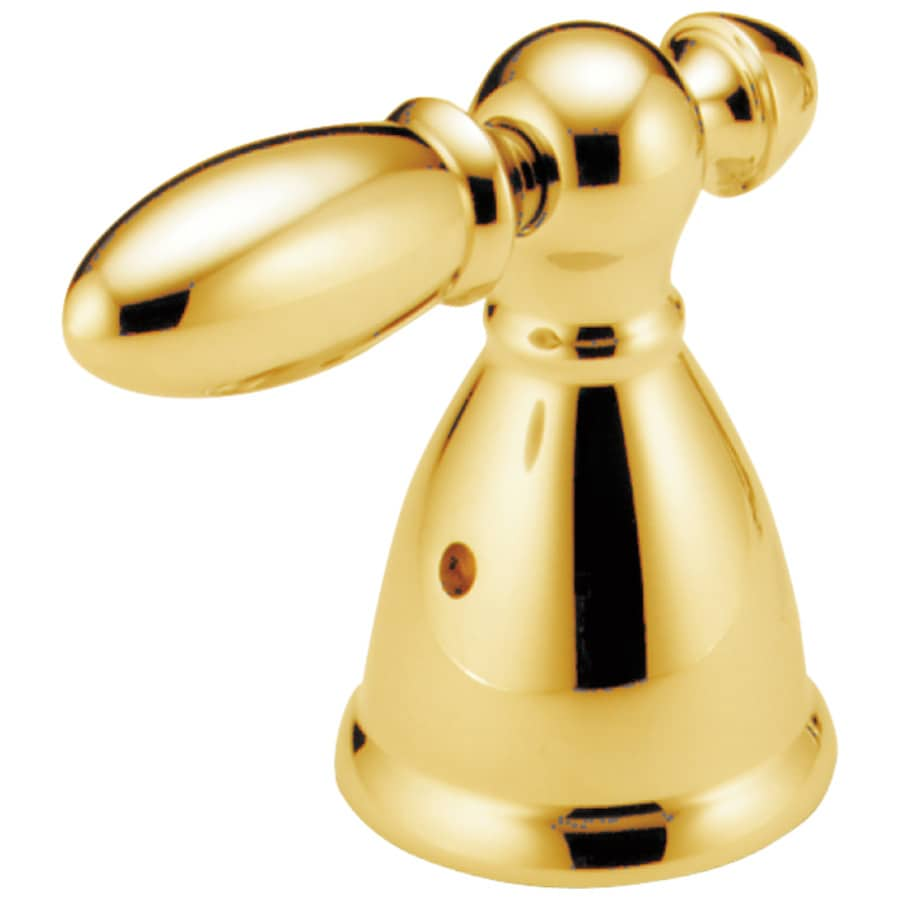 Delta Polished Brass Bathroom Sink Faucet Handle At Lowescom