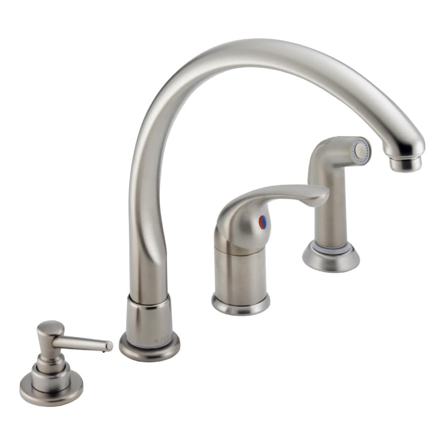 What Is A Deck Mount Kitchen Faucet