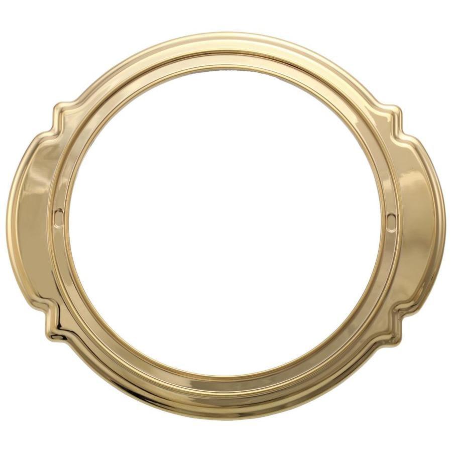 Delta Polished Brass Décor Trim Ring