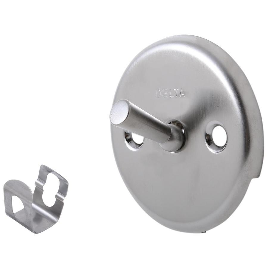 Delta Brushed Nickel Metal Face Plate