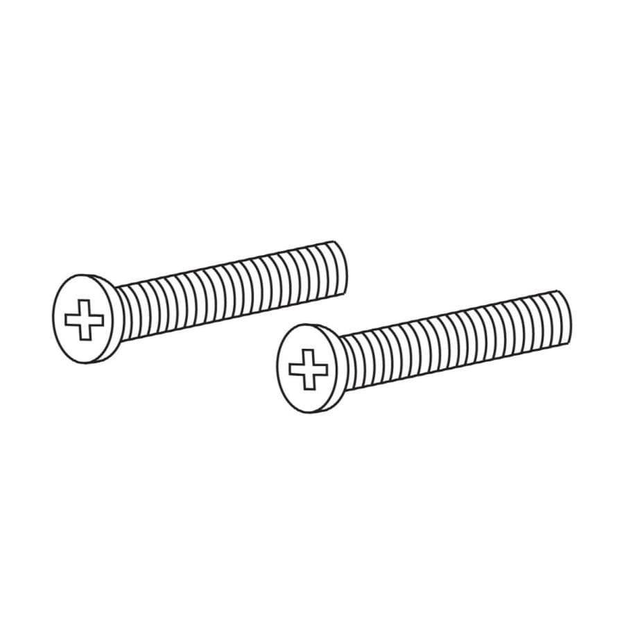 Delta Escutcheon Screws