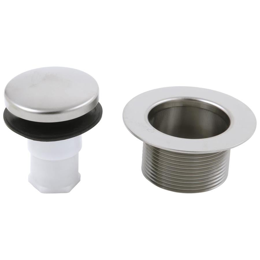 Delta Stainless Steel Pop-Up Drain