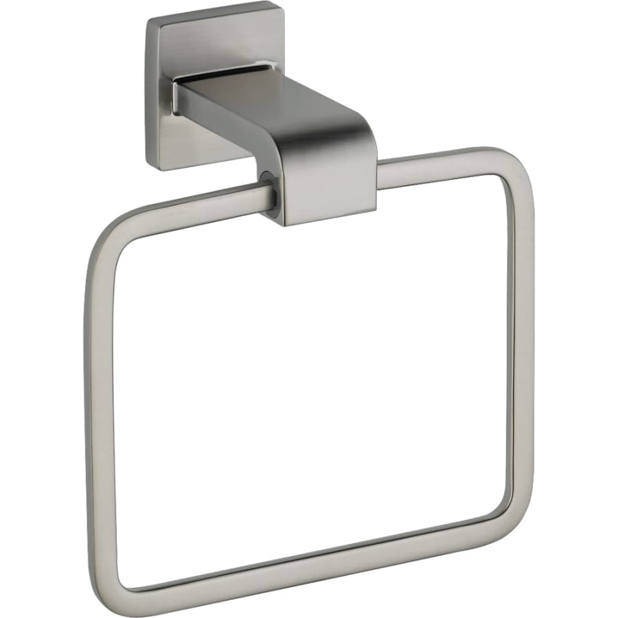 Delta Ara Stainless Wall Mount Towel Ring