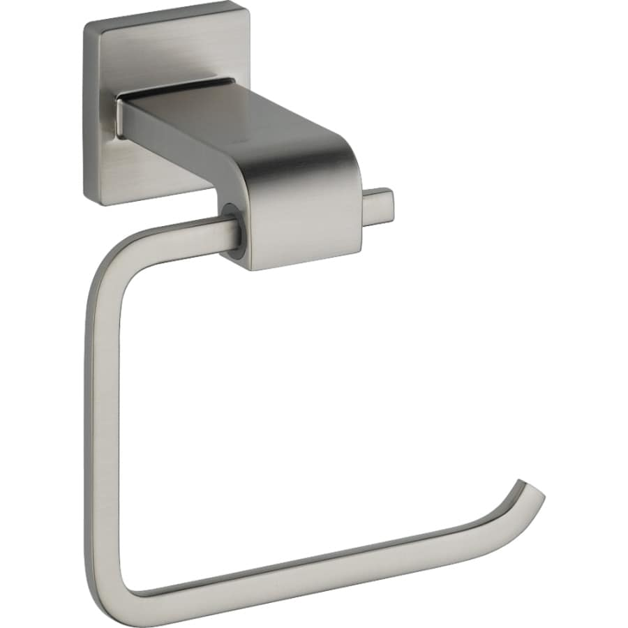 Delta Ara Stainless Surface Mount Toilet Paper Holder