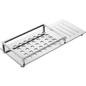 delta vero metal vanity tray