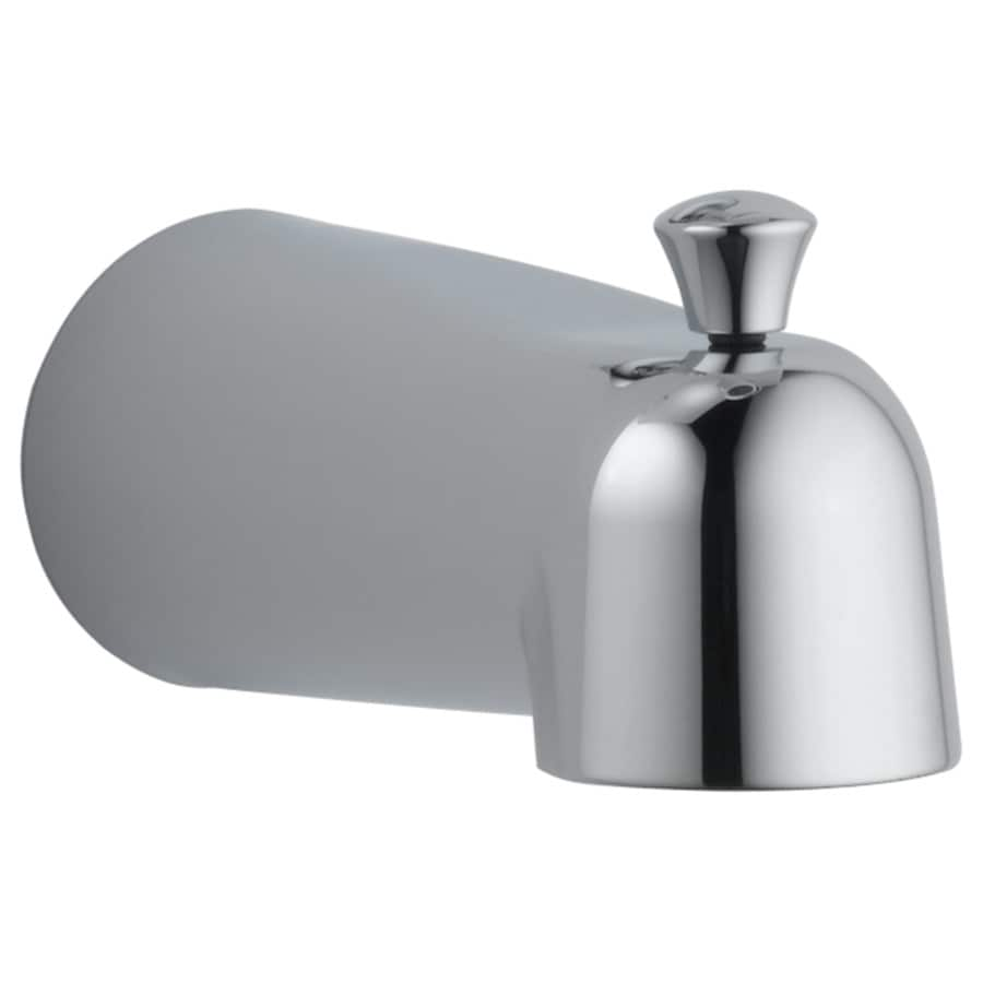 Shop Delta Chrome Tub Spout With Diverter At Lowes Com