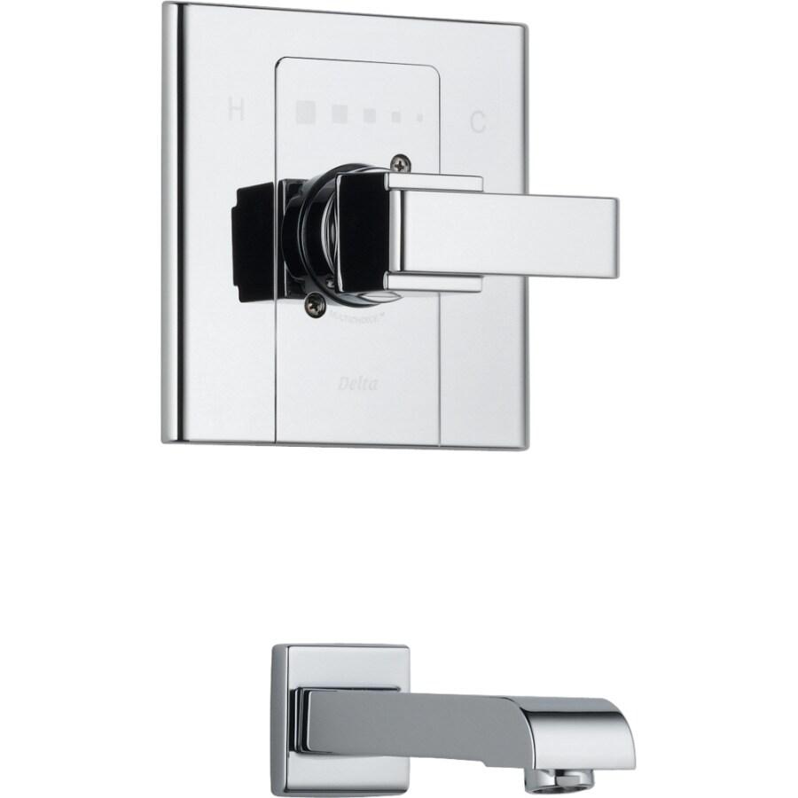 Delta Chrome Tub/Shower Trim Kit