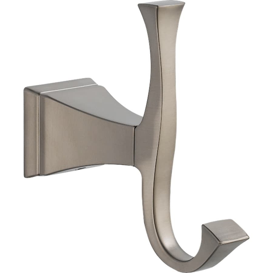 Shop Delta Dryden Stainless Robe Hook At Lowes Com