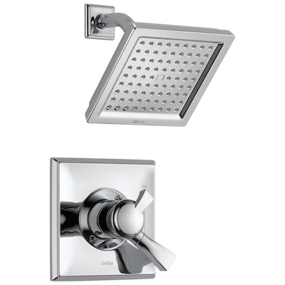 Chrome 1 Handle Shower Faucet At Lowes