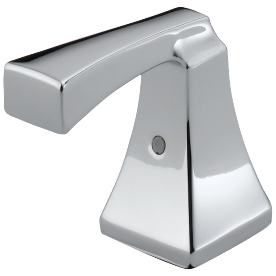 Delta 2-Pack Chrome Faucet Handle