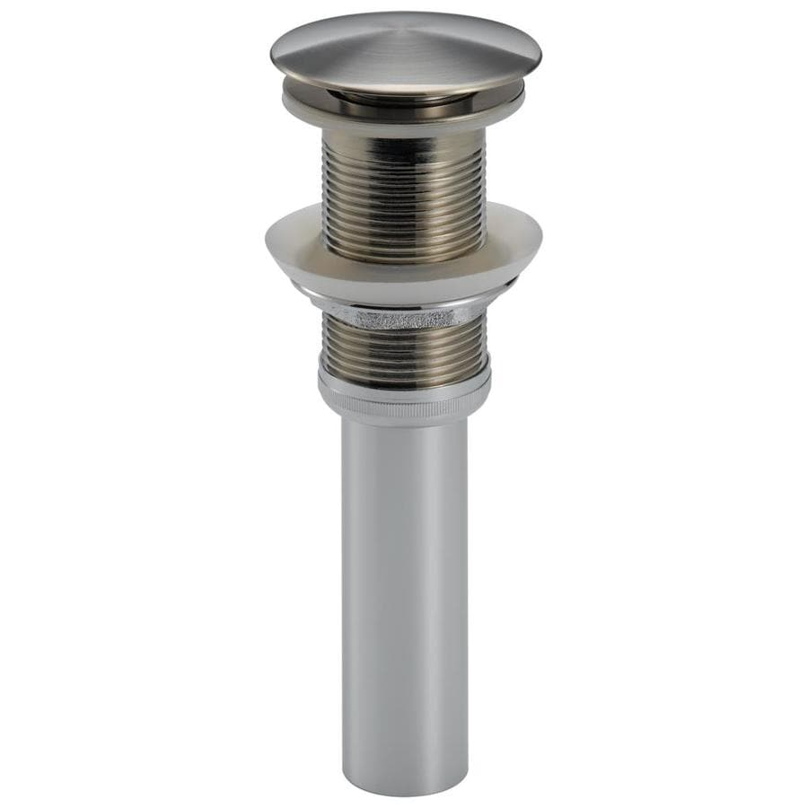 Delta Universal Fit Stainless Steel Pop Up Drain Stopper