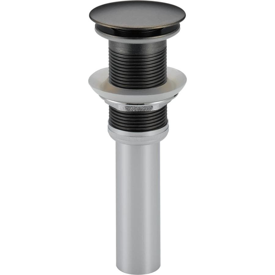Delta Universal Fit Brushed Nickel Pop-Up Drain Stopper