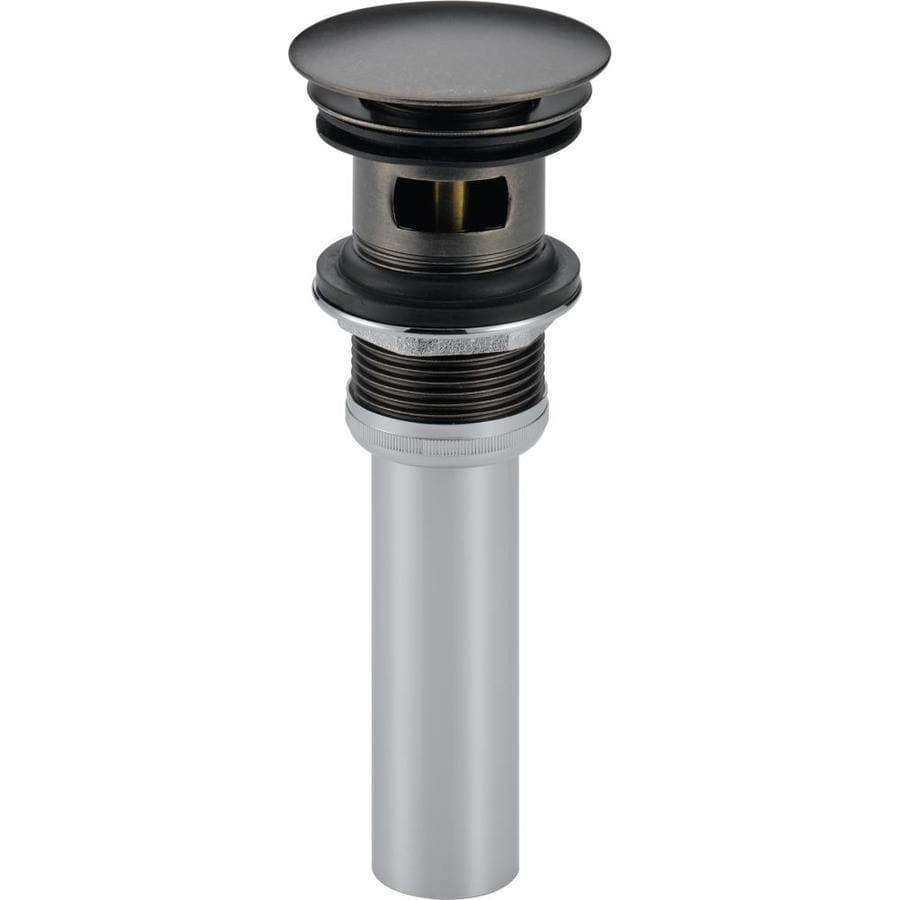 Delta Universal Fit Aged Pewter Pop-Up Drain Stopper