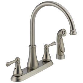 Delta Lewiston Kitchen Faucet Lowes