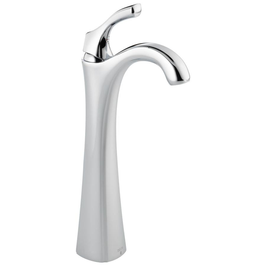 Delta Addison Chrome 1-Handle Vessel WaterSense Bathroom Faucet