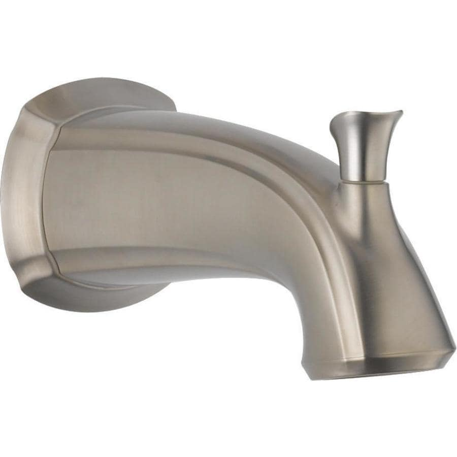 Delta Steel-Stainless Tub Spout with Diverter