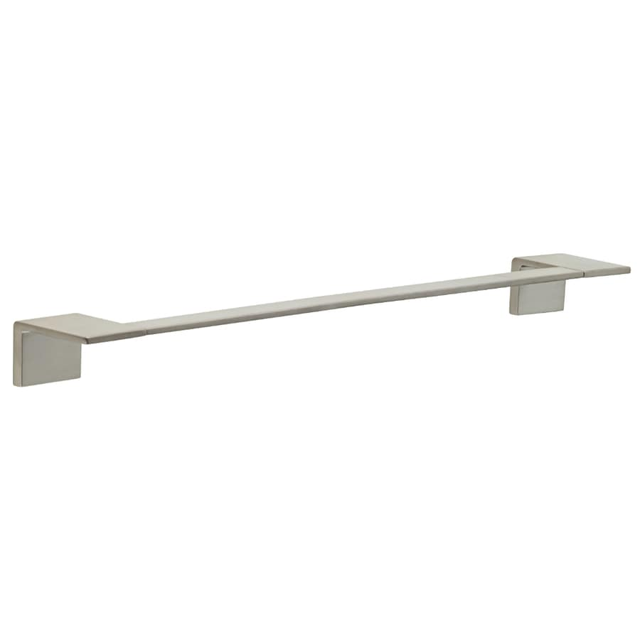 Delta Vero Stainless Single Towel Bar (Common: 18-in; Actual: 20.031-in)