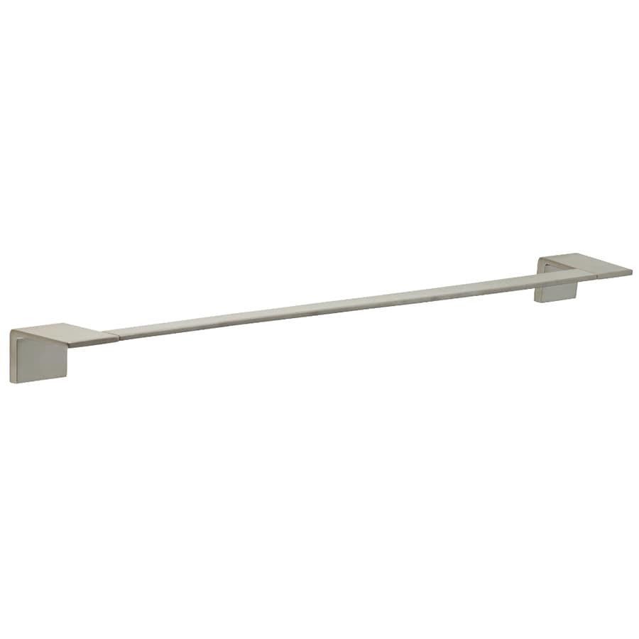 Delta Vero Stainless Single Towel Bar (Common: 24-in; Actual: 26.031-in)