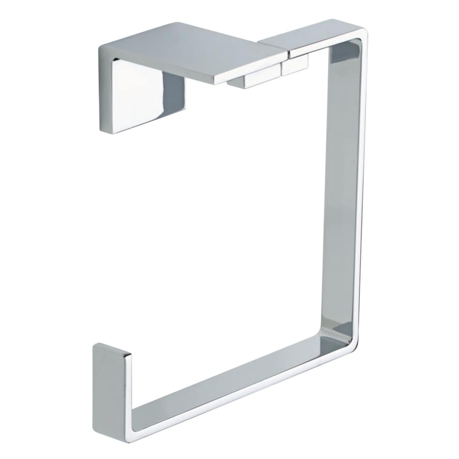 Delta Vero Chrome Wall-Mount Towel Ring