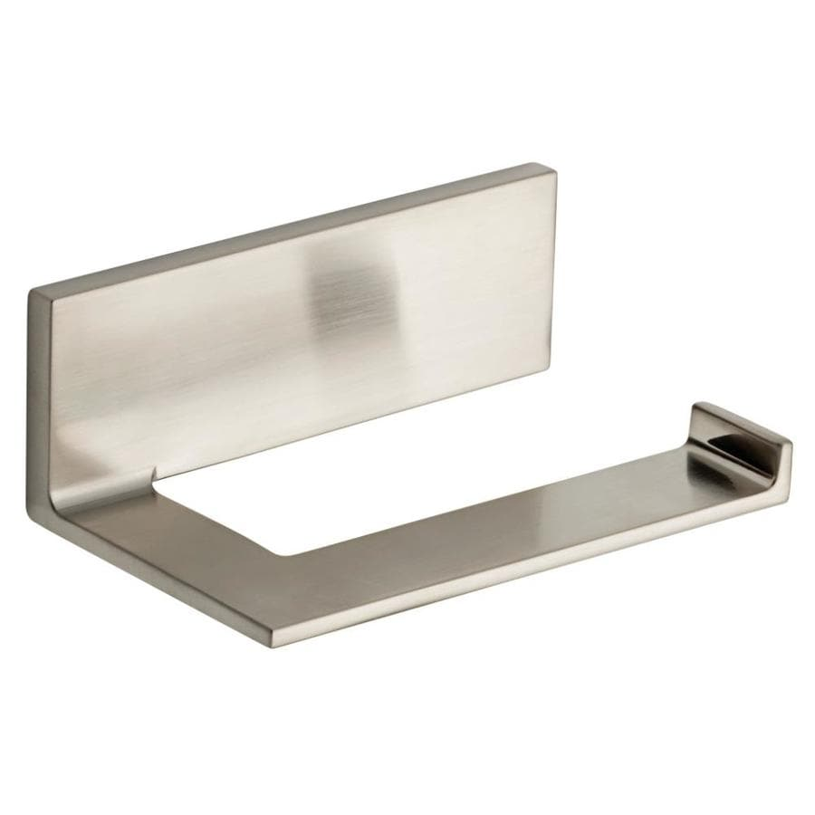 Delta Vero Stainless Surface Mount Toilet Paper Holder