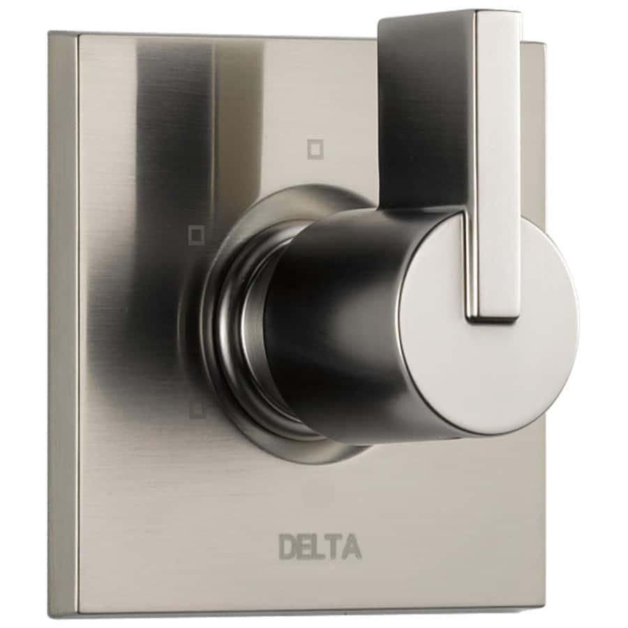 Delta Stainless Shower Handle