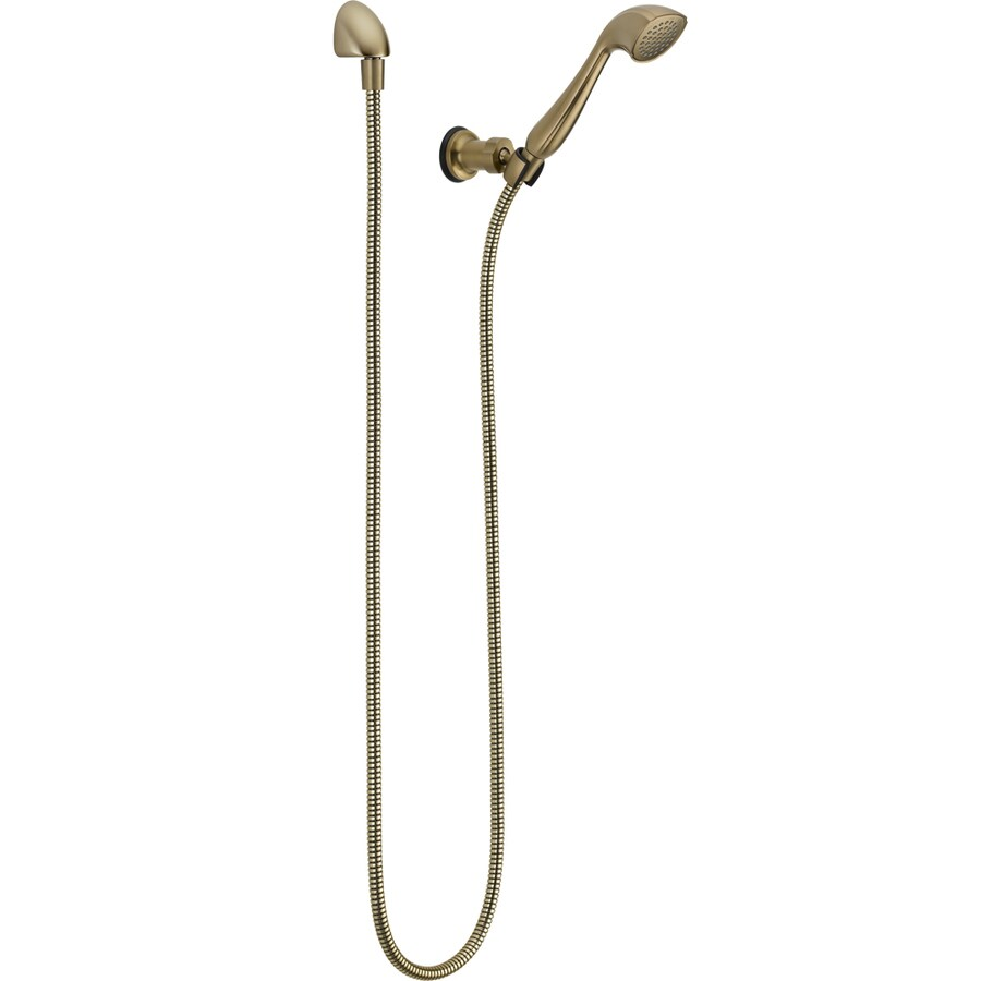Delta Addison Champagne Bronze 1-Spray Shower Head