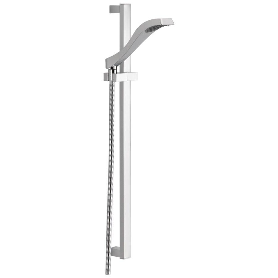Delta Dryden 3.91-in 2.0-GPM (7.6-LPM) Chrome WaterSense Hand Shower