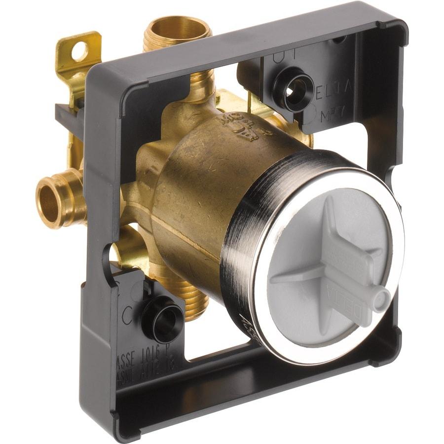 Delta Brass 1/2-in Pex Shower Valve