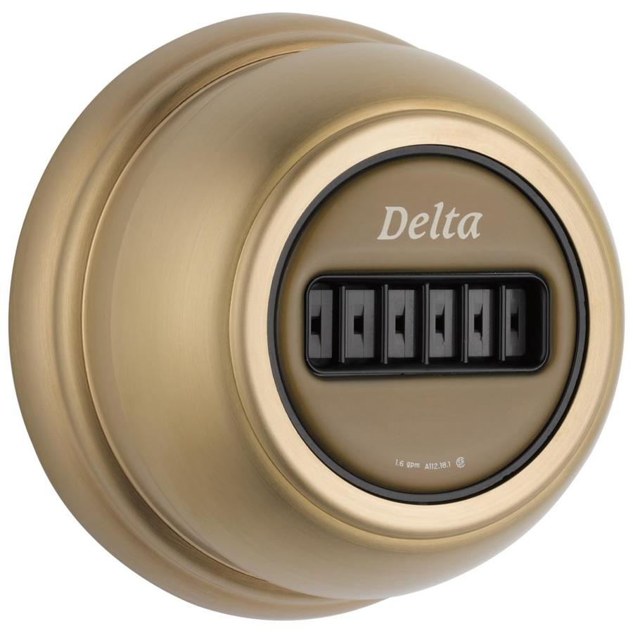 Delta Champagne Bronze Bathtub and Shower Jet