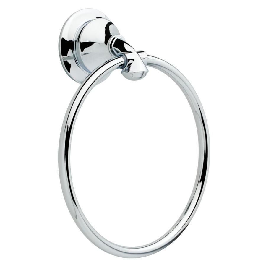 Delta Linden Chrome Wall Mount Towel Ring