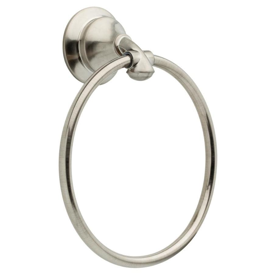 Delta Linden Stainless Wall Mount Towel Ring